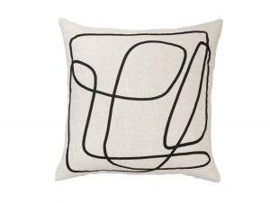 Middle Of Nowhere Peridot Black Cushion