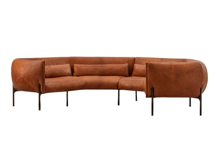 Molinari Living Otto Seating System Sofa