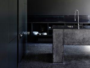 Kitchen | Powell Street South Yarra Kitchen by Robert Simeoni Architects