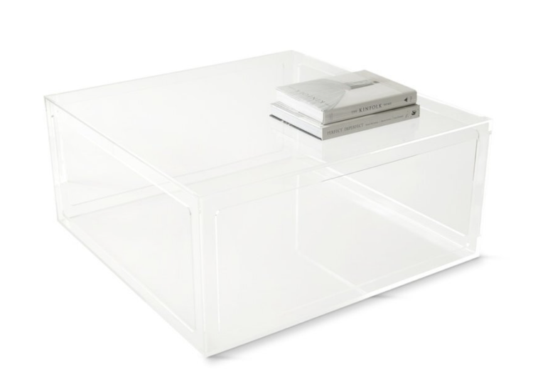 Specified Store Nana Perspex Coffee Table