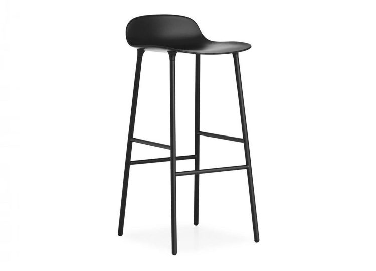 Normann Copenhagen Form Bar Stool