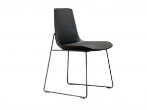 Poliform Ventura Sled Chair