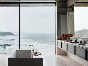 Bathroom | Great Ocean Road House Bathroom by Rob Mills Architecture + Interiors