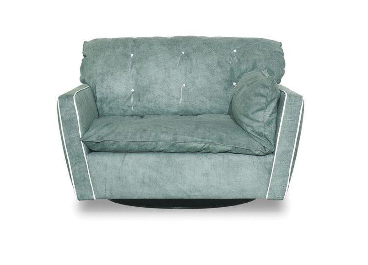 Baxter Sorrento Revolving Armchair