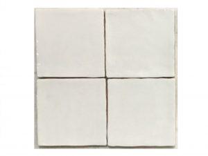 Surface Gallery Handmade Wall Tile – White Gloss