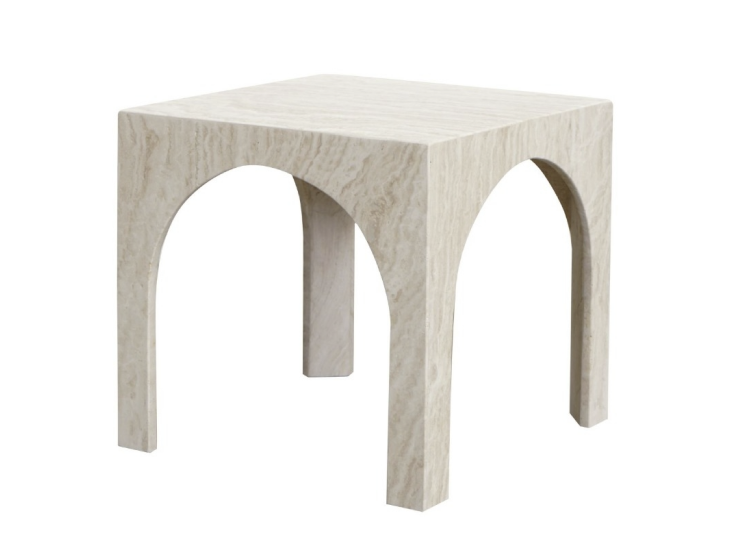 Trit House Arch Side Table