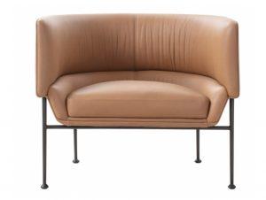 Wendelbo Collar Lounge Chair