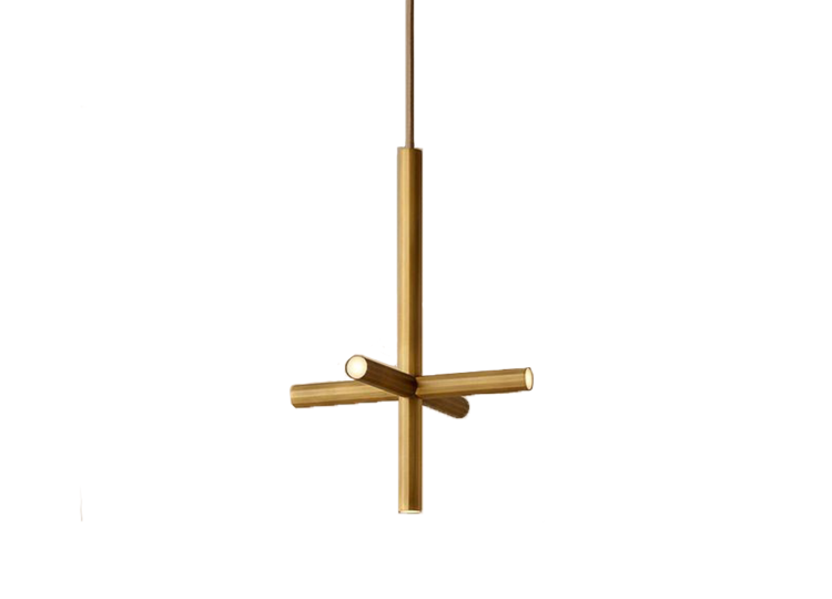 Nightwork Studio Petrine Single Pendant