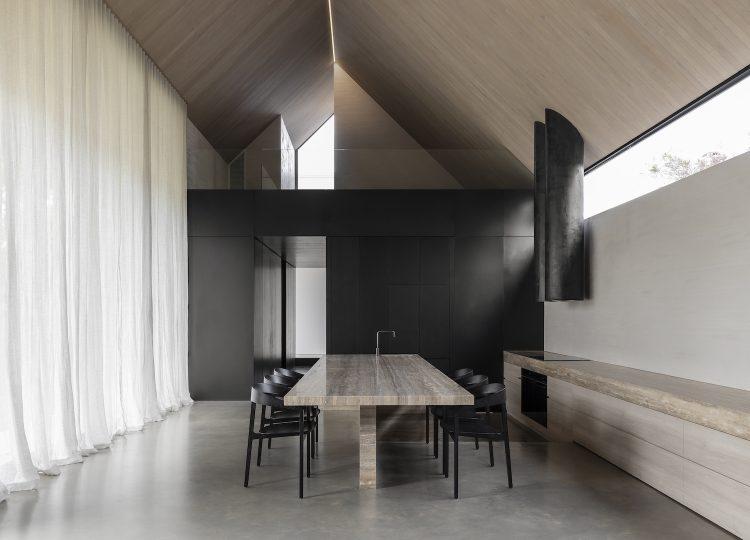 Kitchen | Barwon Heads House Kitchen by Adam Kane Architects