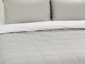 Bemboka Percale Cotton Flat Sheet