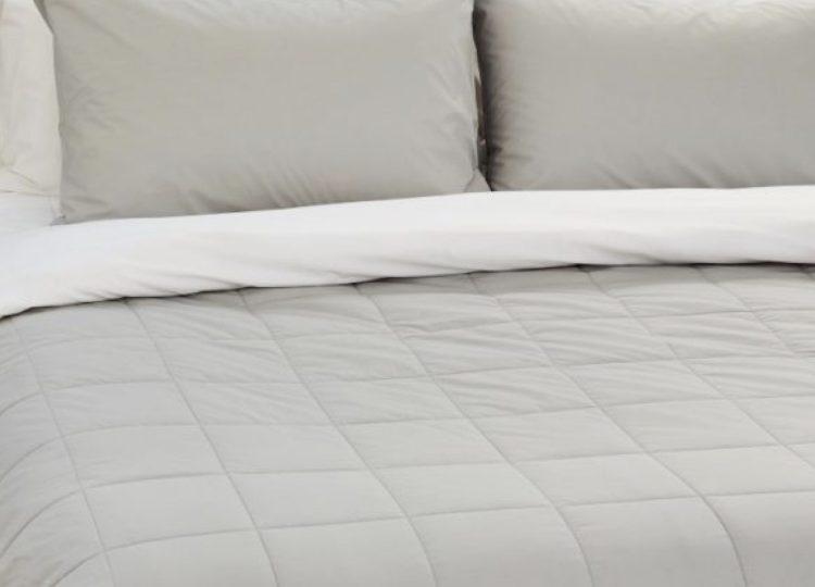 Bemboka Percale Cotton Flat Sheet