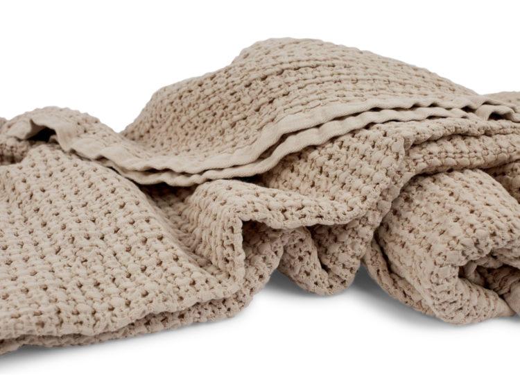 Bemboka Waffle Blanket