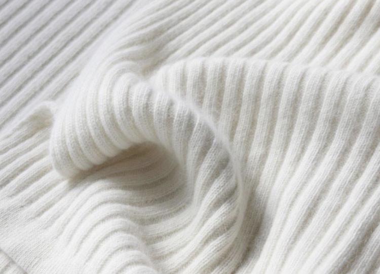 Bemboka Wide Rib Angora & Merino Wool Blanket