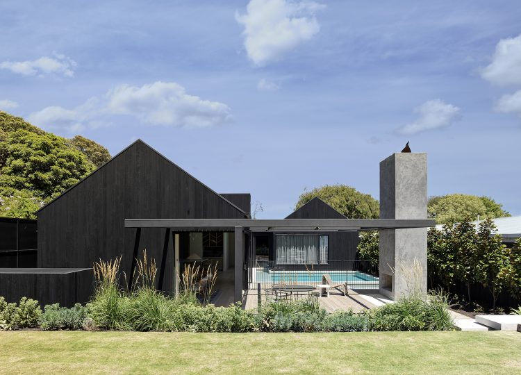 Blairgowrie Residence by Webster Architecture & Interiors