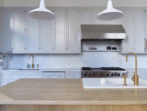 Kitchen | Cobble Hill Brownstone Kitchen by Studio Fauve