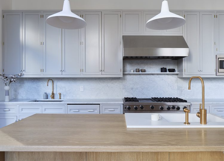 Kitchen | Cobble Hill Brownstone Kitchen by Studio Fauve