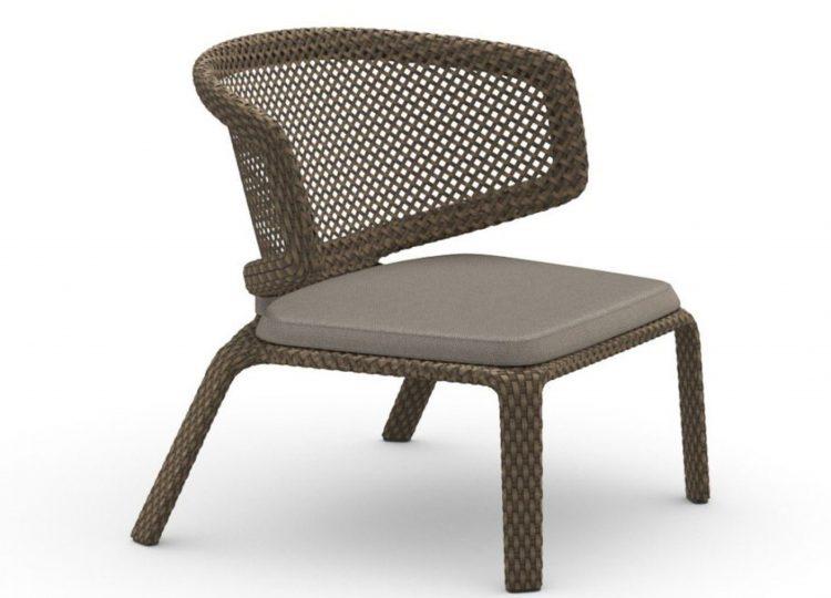 DEDON SEASHELL Lounge Chair