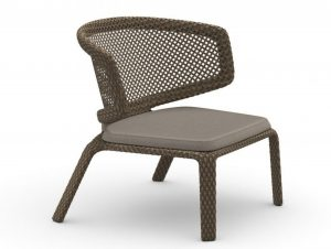 DEDON SEASHELL Lounge Chair