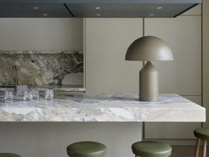 Kitchen | DB11 House Kitchen by Framework Studio