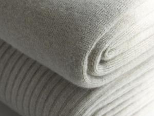 Bemboka Fine Rib Angora & Merino Wool Blanket