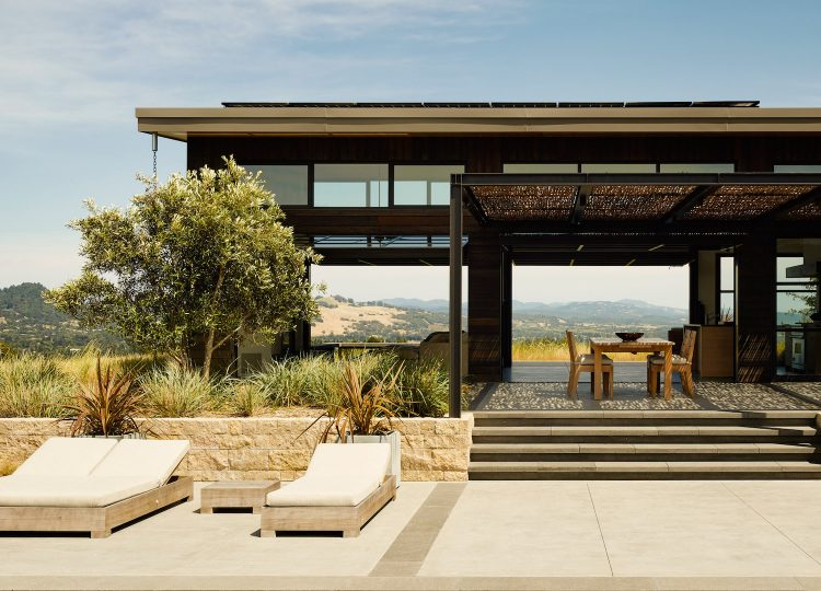 Dining | Sonoma Wine Country Dining by Feldman Architecture
