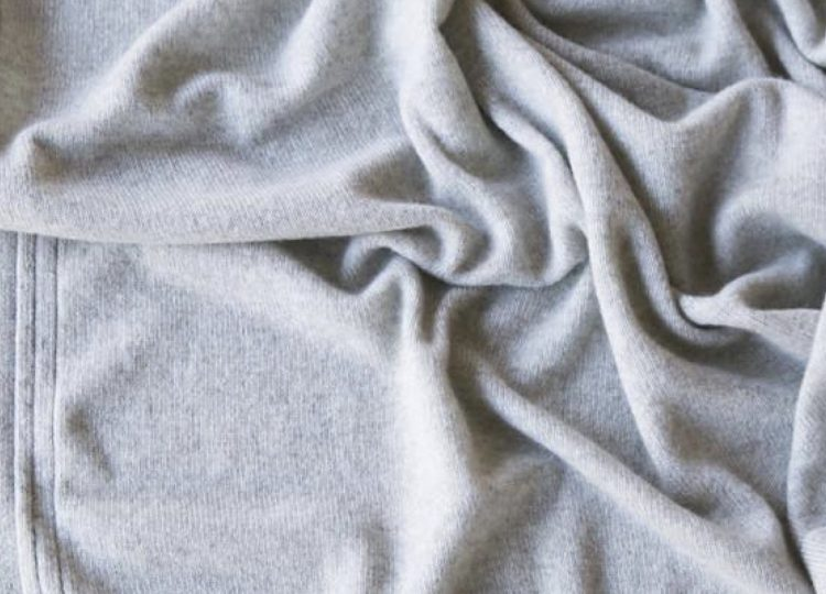 Bemboka Jersey Italian Cashmere Throw