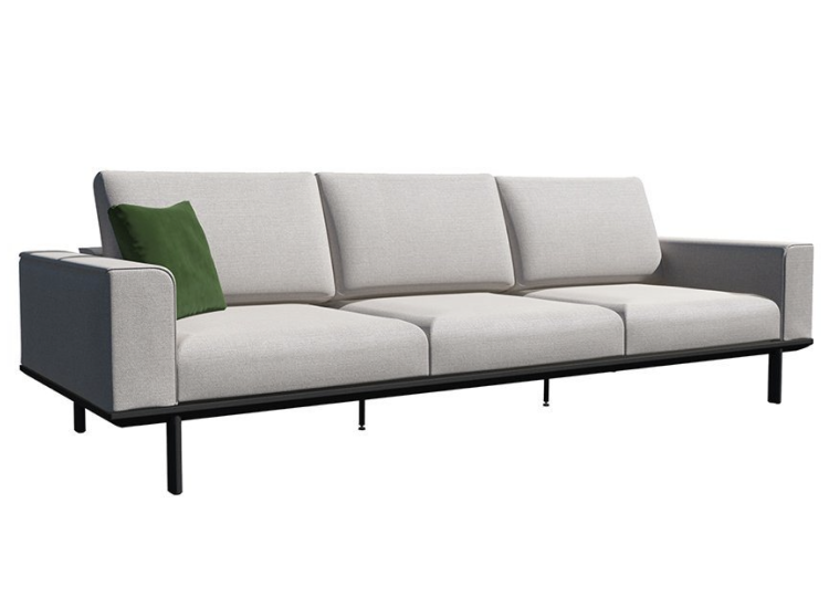 Kett Addis Alu Sofa