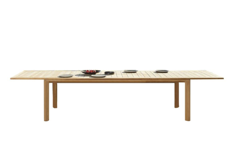 Kett Addis Teak Extension Table