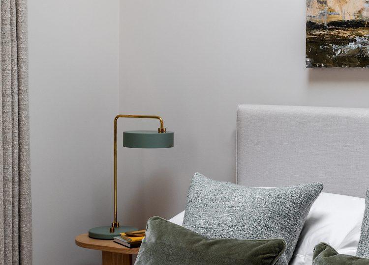 Bedroom | Knightsbridge Mews Bedroom by Echlin