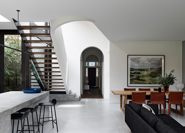 est living middle park house auhaus architecture 2
