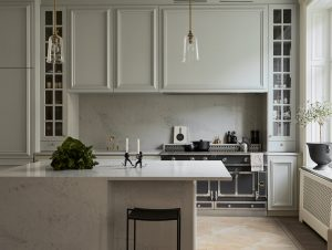 Kitchen | Ostermalm Home Kitchen by Nathalie Berthelius