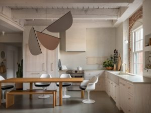 Kitchen | Pearl Loft Kitchen by Jessica Helgerson Interior Design
