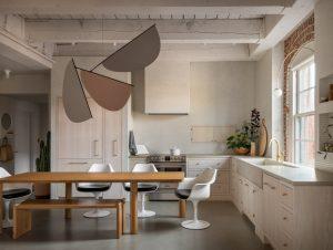 Kitchen | Pearl Loft Kitchen by Jessica Helgerson Interior Design