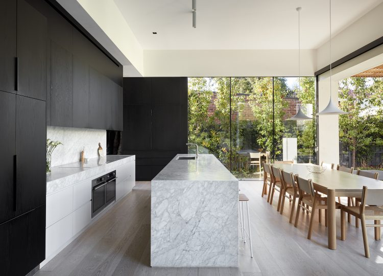 Kitchen | Prahran 2 Residence Kitchen by Sanders & King