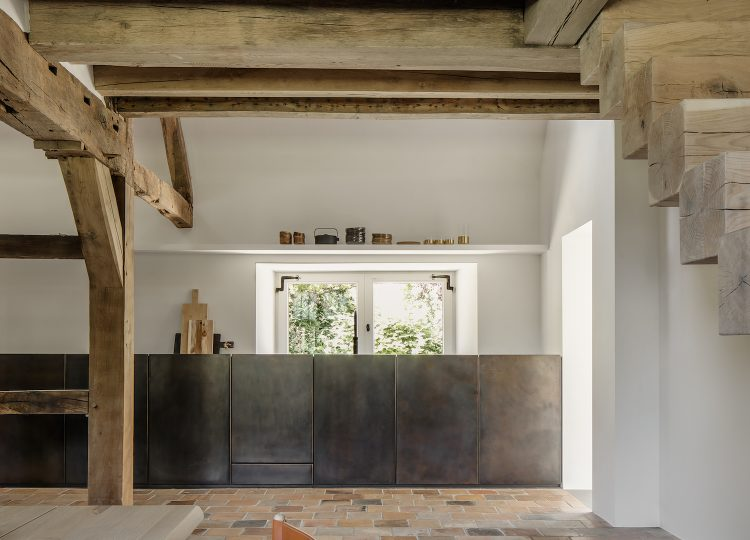 Kitchen | The Rough House Kitchen by Niels Maher