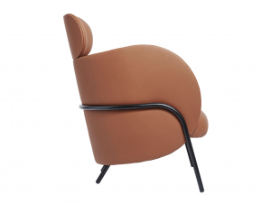 SP01 Royce Armchair with Headrest