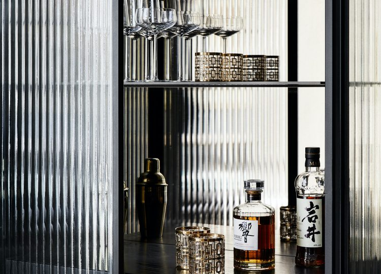 Bar & Cellar | Prahran Apartment Bar by Studio Amble