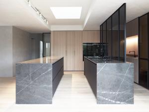 Kitchen | Valley House Kitchen by Keshaw McArthur Architects