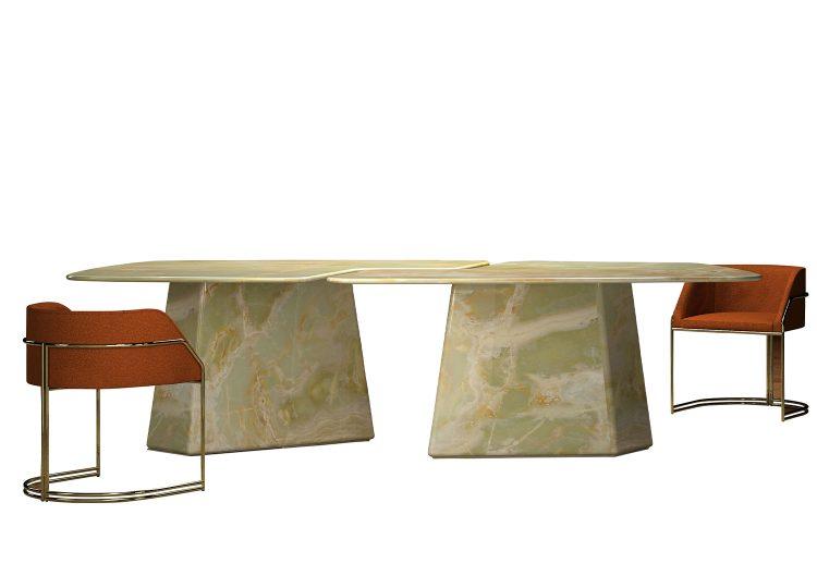 est living Gio Pagani Armando Dining Dining Table 01 750x540