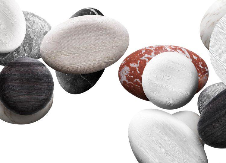 Kreoo Pavé Stones – Stool