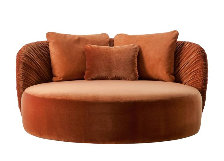 Laura Meroni Drapè – Lounge Sofa