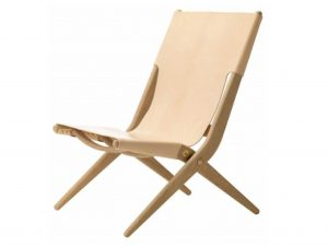 By Lassen Saxe Folding Chair