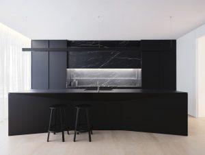 Kitchen Closeup | Hall 20 by Smart Design Studio