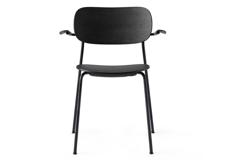 Menu Co Dining Chair with Armrest