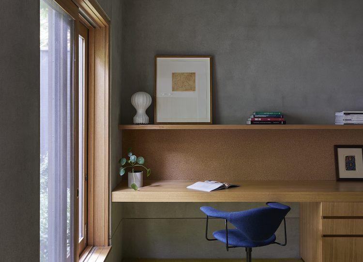 Study & Home Office | Ballarat House Study by Kennedy Nolan