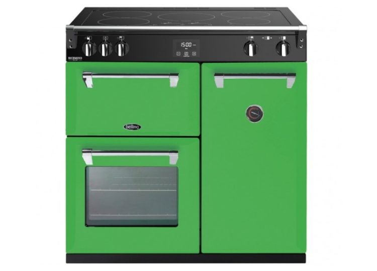 Belling Colour Boutique Deluxe 90cm Induction Range Cooker – Rolling Countryside