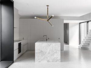Brunswick House by Adam Kane Architects