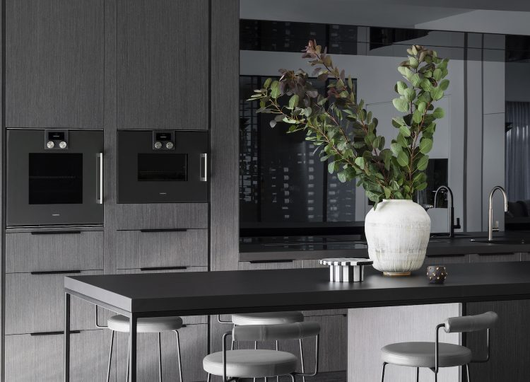 Kitchen | Caulfield North Kitchen by Watts Studio and Jane Holmes ID