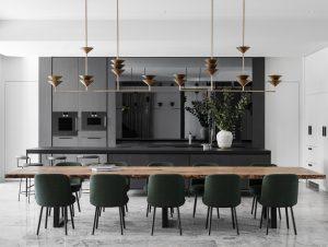 Dining | Caulfield North Dining by Watts Studio