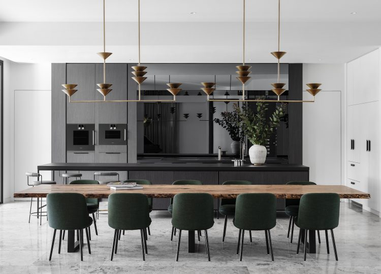 Dining | Caulfield North Dining by Watts Studio and Jane Holmes ID